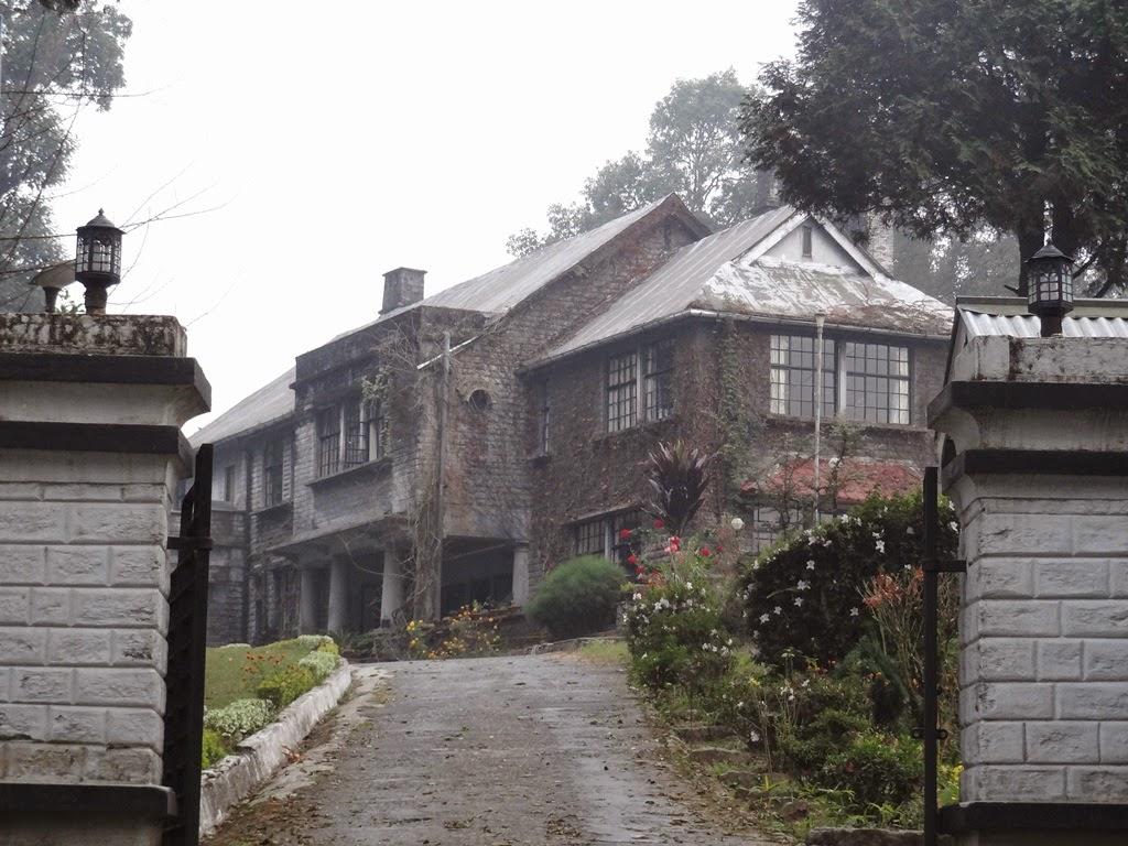 Morgan House Entrance