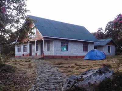 Guras Kunj or the Trekker's Hut