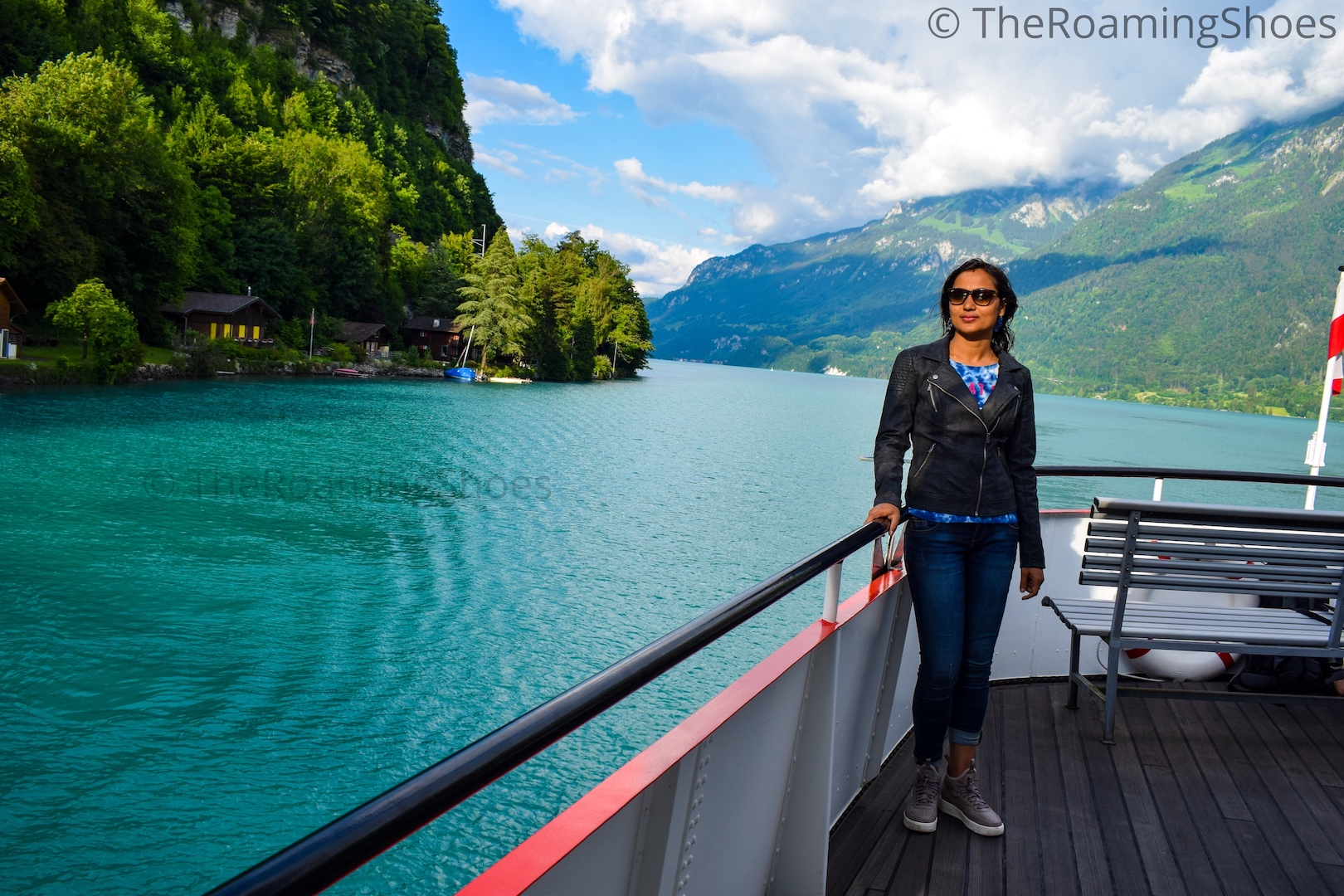 Lake Brienz boat cruise