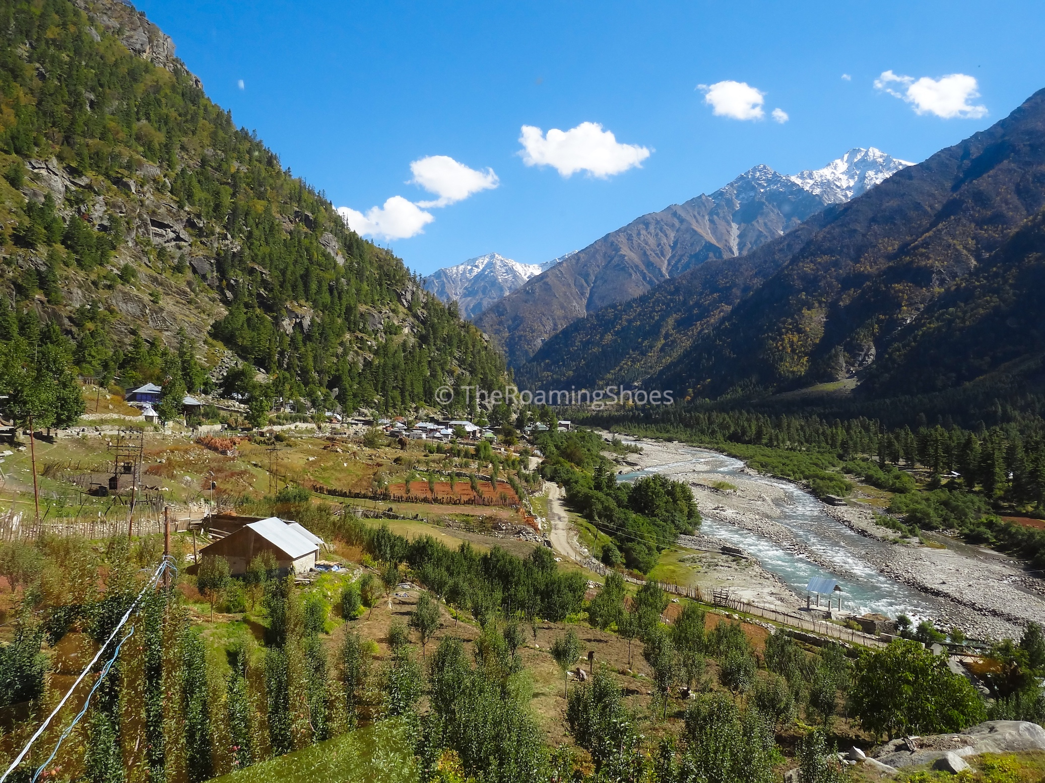 Rakhcham Valley
