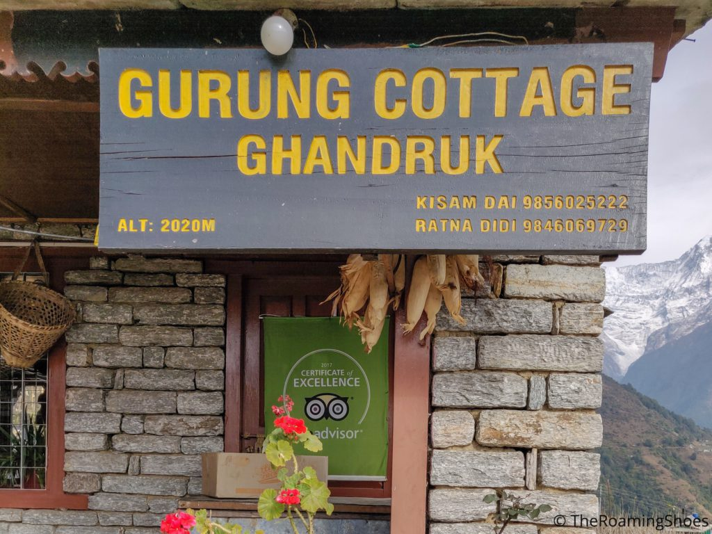 Gurung Cottage