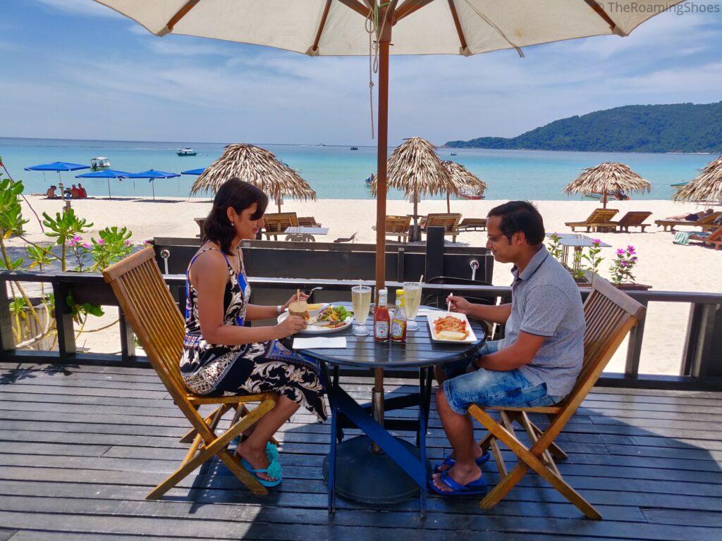 World Cafe, Bubu Villa